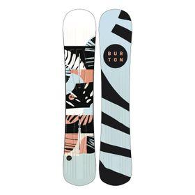 Tabla Snowboard Mujer Hideaway