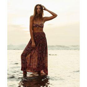 Falda Mujer Sun Safari