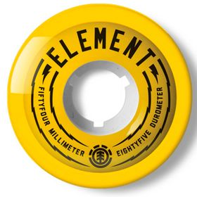 Rueda 54 Filmer Yellow