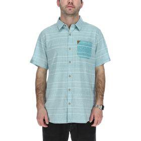 Camisa Manga Corta Hombre Pattern