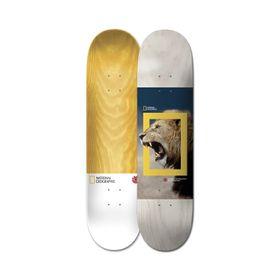 Tabla de Skateboard 8 Nat Geo Nyjah Lion
