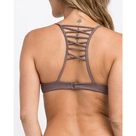 Bikini Sostén Mujer Solid Bralette