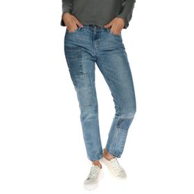 Jeans Mujer Rosyln Tomgirl Denim