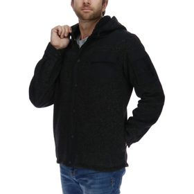 Polar Hombre Code Fz Hooded Fleece