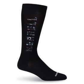 Calcetín Hombre Printed Light Compression Sock