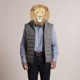 Parka Hombre Vest