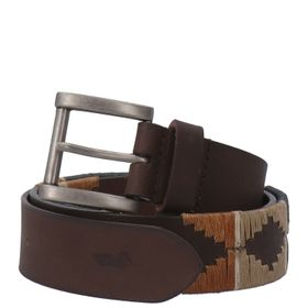Cinturón Cuero Hombre Rmg Quetzal