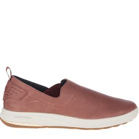 Slip On Mujer Gridway Moc Leather
