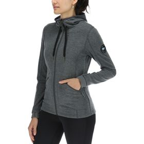 Polar Mujer Full Zipper Fleece