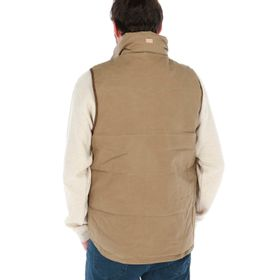 Parka Vest Hombre Wax