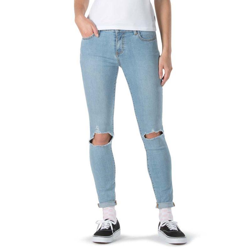 Pantalon-Destroy-Skinny-Drifter-Blue