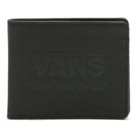 Billetera Vans Logo Wallet Black