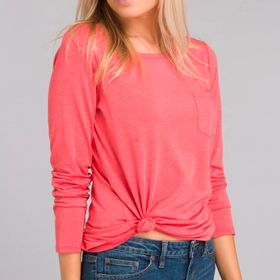 Polera Mujer Foundation Long Sleeve