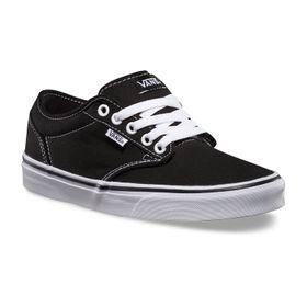 Zapatillas Atwood Canvas Black/White