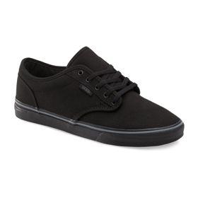 Zapatillas Atwood Low Canvas Black/Black