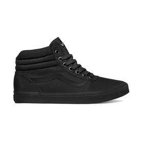 Zapatillas Maddie Hi Canvas Black/Black