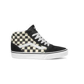 Zapatillas Ward Hi (Checkerboard) Black/White