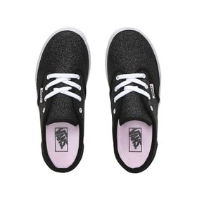 Zapatillas Atwood Low Youth (5 a 12 años) (Glitter) Black/Lilac Snow
