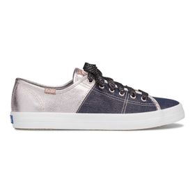 Zapatilla Kickstart Denim/Metallic