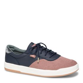 Zapatilla Match Point Colorblock Leather