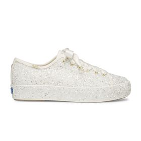 Zapatilla Triple Kick All Over Glitter Kate Spade