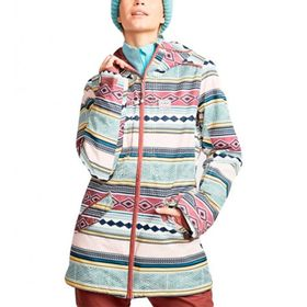 Parka de Nieve Mujer Sula Print Ins