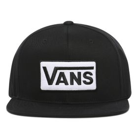 Jockey Vans Patch Snapback Black