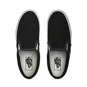 Zapatillas Asher (Canvas) Black/White