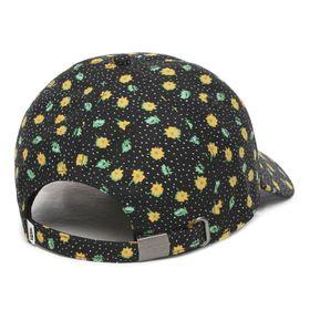 Jockey Court Side Printed Hat Polka Ditsy