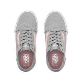 Zapatillas My Ward Youth (5 a 12 años) (Canvas) Gray/Pink
