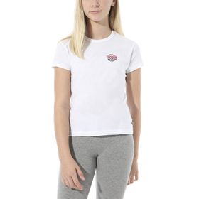 Polera Mic'D Up Youth (5 a 12 años) White