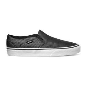 Zapatillas Asher Perf Leather Black