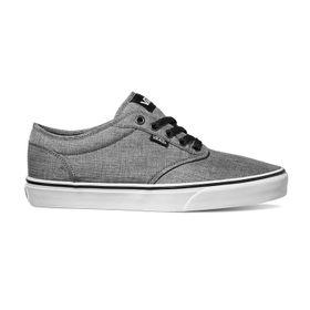 Zapatillas Atwood Rock Textile Black/White