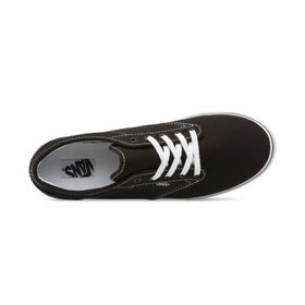 Zapatillas Atwood Low Canvas Black/White