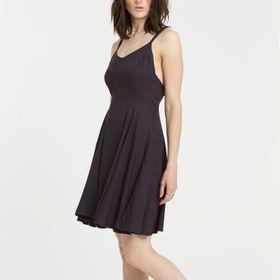 Vestido Mujer Heart Twill