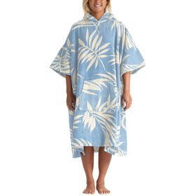 Poncho Mujer Hooded Towel