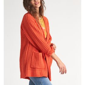 Sweater Mujer Warm Up