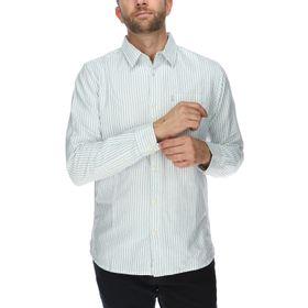 Camisa Hombre Stripe Oxford