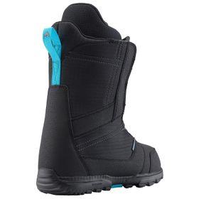 Bota de Snowboard Hombre Invader Black
